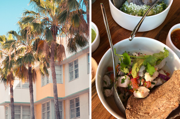 Here's Your Perfect Three-Day Itinerary For Miami, Florida