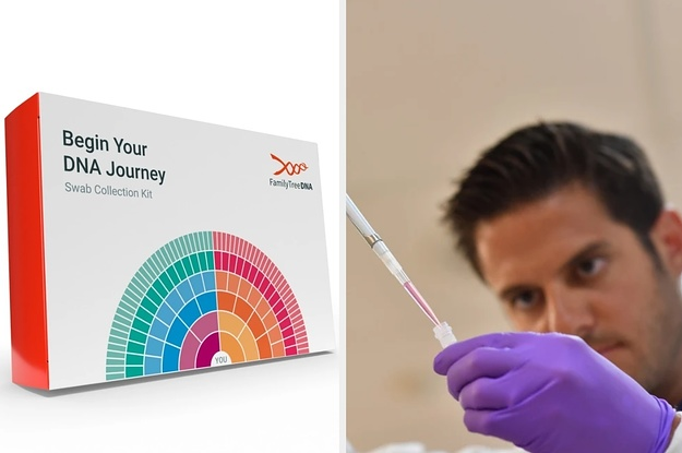 One Of The Biggest At-Home DNA Testing Companies Is Working With The FBI