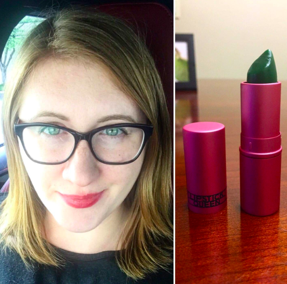"""Wrong story, I know. Anywho, this stuff is also made with hydrating shea butter so you're ready to smooch your true love, be they human or amphibian.Promising review: """"This is part lipstick, part lip stain, part lip gloss. The first application is a glossy (but not overly shiny) light rose shade. If I reapply after a mid-morning coffee break or after lunch, the rose deepens. The color lasts all day, like a stain. It's got a very soft and natural appearance. Frog Prince is now my go-to."""" —Joan MariePrice: $25"""