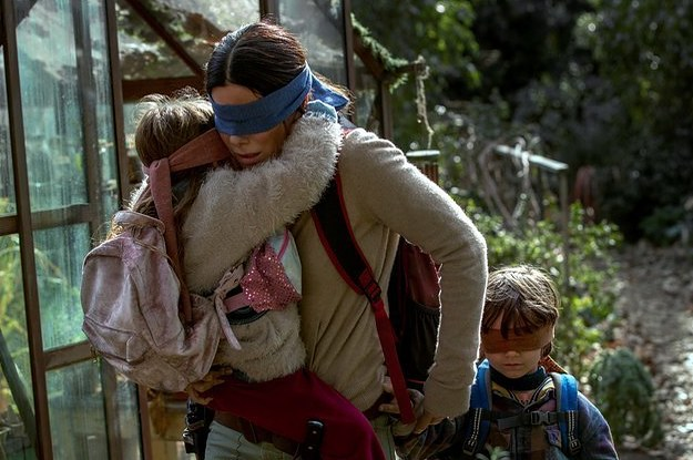 "How Long Would You Survive In ""Bird Box""?"