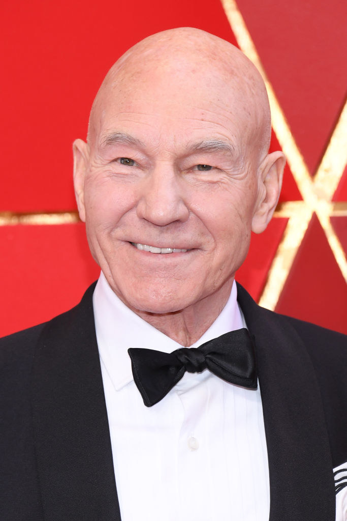 Patrick Stewart was very close to  voicing Cogsworth in  Beauty and the Beast  ; however,  Star Trek: The Next Generation  began filming around the same time.