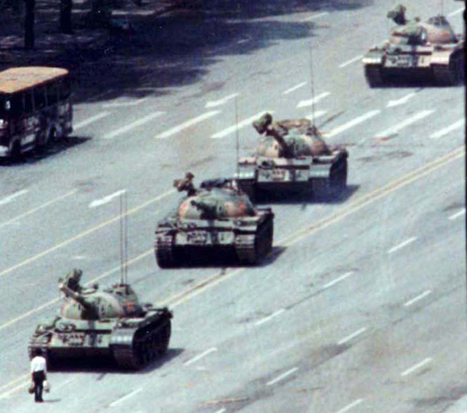 Zhou was one of the student leaders of the pro-democracy protests at Beijing's Tiananmen Square in 1989.