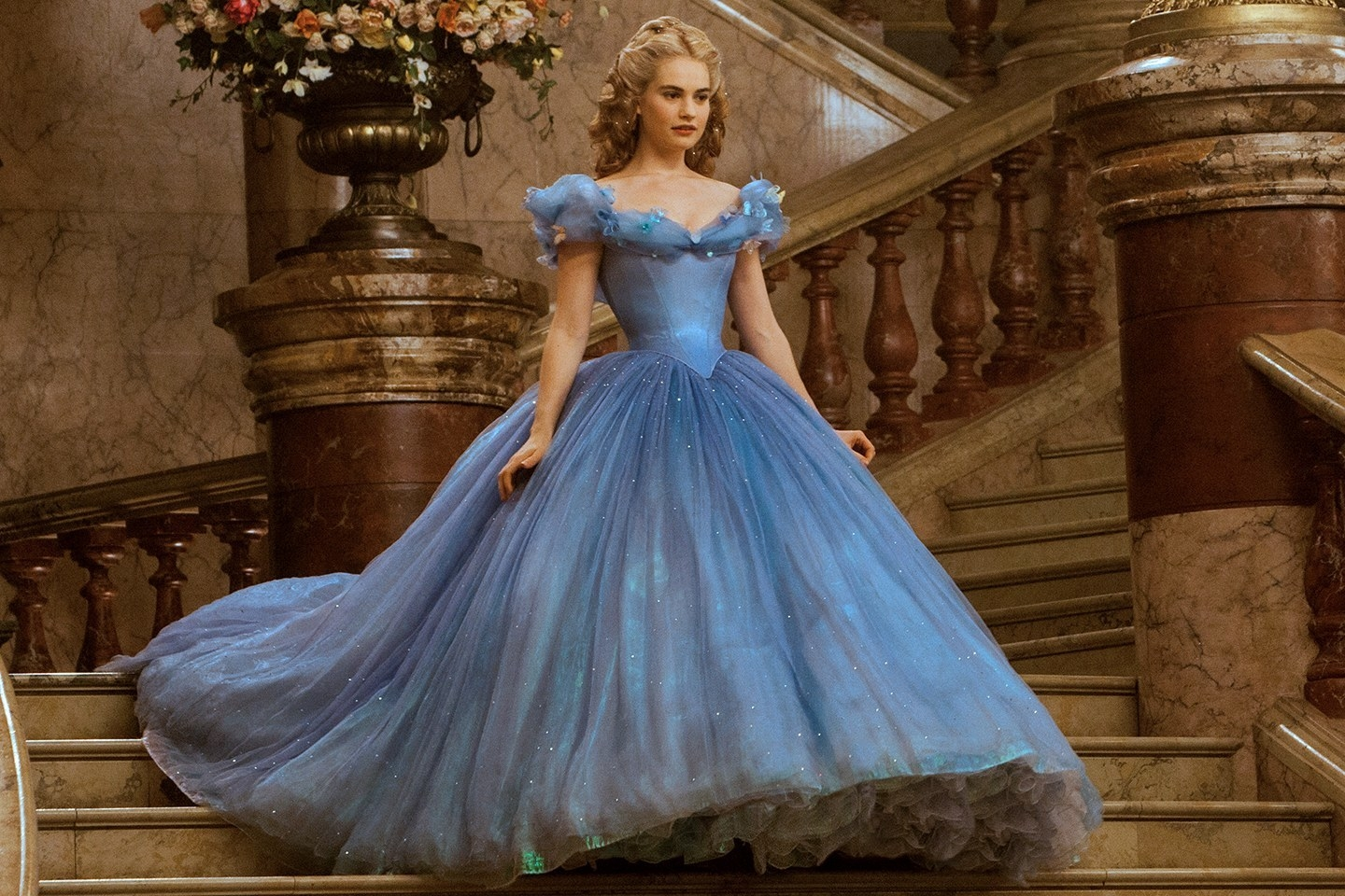Emma Watson  turned down the role of Cinderella  in the 2015 live-action remake.