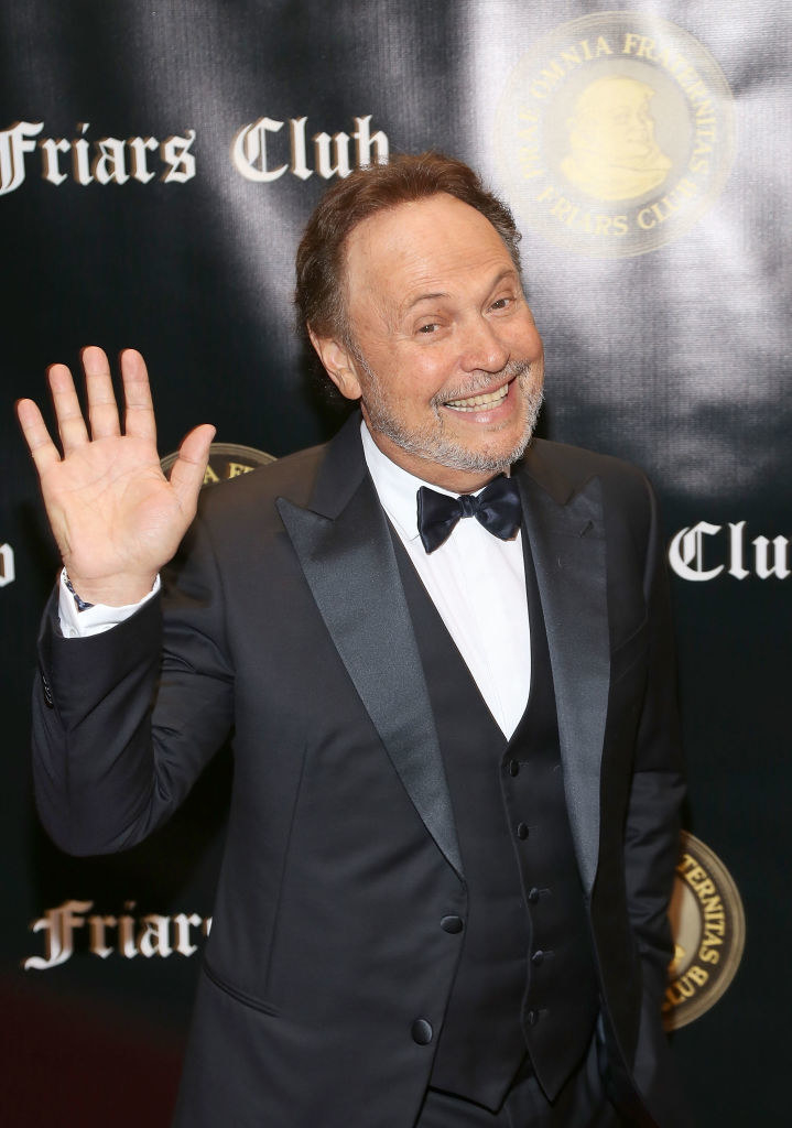 "Billy Crystal  actually turned down the role of Buzz Lightyear  in  Toy Story . -  Crystal said that turning down  Toy Story  is ""the only regret I have in the business of something I passed on."""