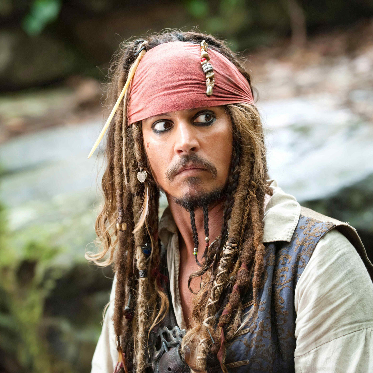 Pirates of the Caribbean  screenwriter Stuart Beattie  originally wrote Jack Sparrow with Hugh Jackman in mind  for the role.