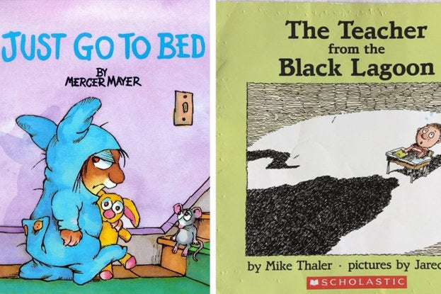 48 Forgotten Book Covers From Your Childhood That You'll Immediately Remember On Sight