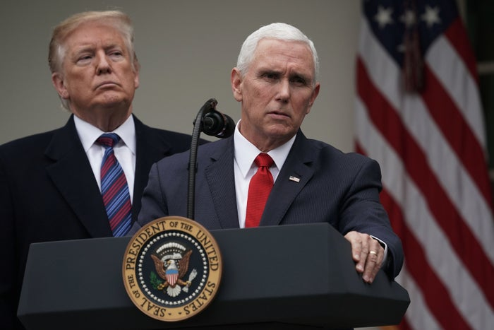 Vice President Mike Pence's pay is scheduled to go up by more than $10,000 because of the government shutdown, though he said Friday he would not accept the raise.