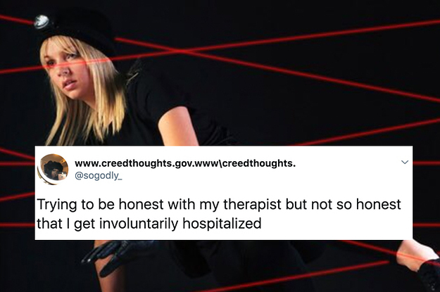 50 Therapy Tweets From 2018 That Are Funny As Hell