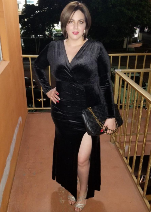 "Promising review: ""This dress is amazing! It fits like a glove, the fabric is amazing and not see-through, and I can't wait to wear it for my holiday party."" —Carolina Get it from Amazon for $12.99+ (available in sizes S-XL and in six colors)."