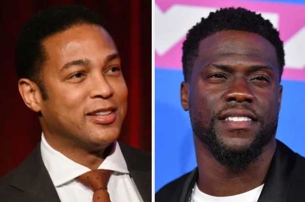 CNN's Don Lemon Criticized Kevin Hart's Anti-Gay Tweets And Urged Him To Apologize