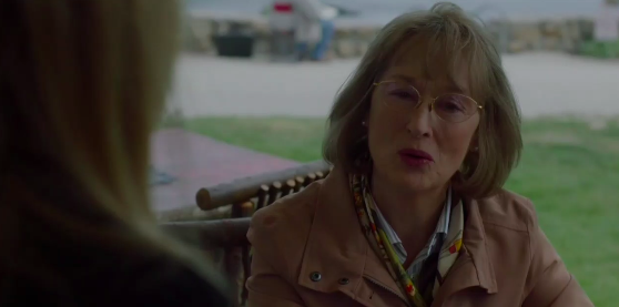 Streep will act as Mary Louise Wright, the mother of Perry Wright (Alexander Skarsgård) who was killed at the end of Season 1.