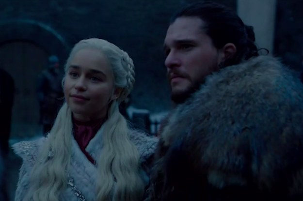 """Here's The First Look At """"Game Of Thrones"""" And """"Big Little Lies"""""""
