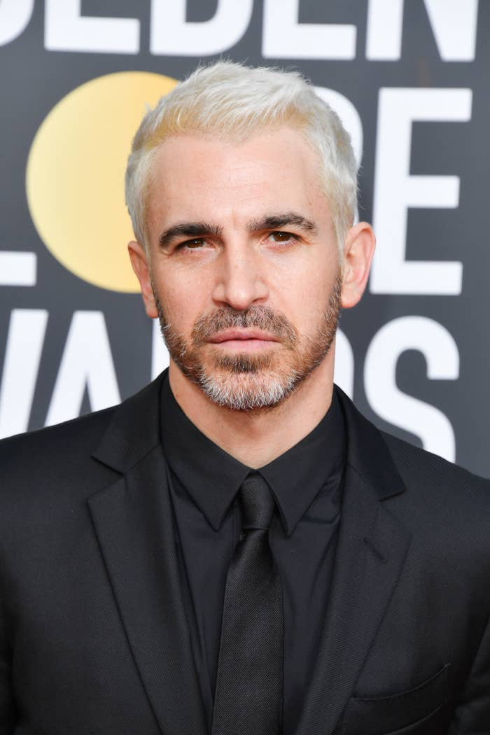 Chris Messina's Blond Hair Turned Twitter Into A Thirsty Mess