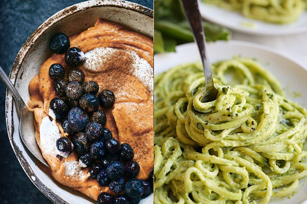 Here S 21 Healthyish Breakfast Lunch And Dinner Recipes To Save
