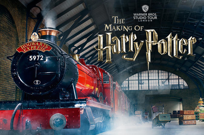 This tour lets you explore sets like Diagon Alley and the Ministry of Magic, allows you to view Platform 9 ¾ up close, showcases intricate props and costumes used in the films, gives you the option to purchase butter beer... I could go on and on, but this is an experience you need to have for yourself. Book your tour at Viator from $104.96.
