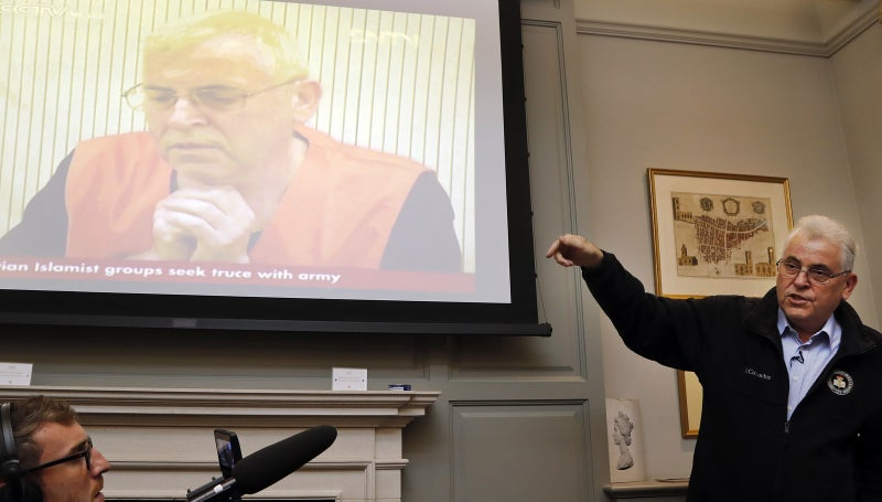 Peter Humphrey says he was forced to confess and wrongly convicted in China.