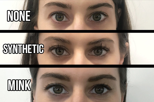 I Tried Synthetic Eyelash Extensions Versus Mink Extensions For A Month