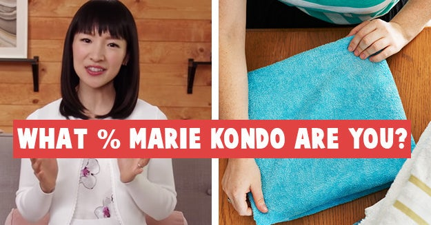 Tidy Your Home And We'll Reveal What % Marie Kondo You Are