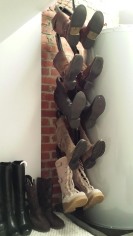 boots on the vertical file