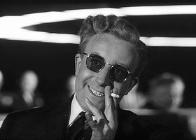 <i>Dr. Strangelove Or How I Learned to Stop Worrying and Love the Bomb</i> (1964)