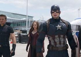 <i>Captain America: Civil War</i> (2016)