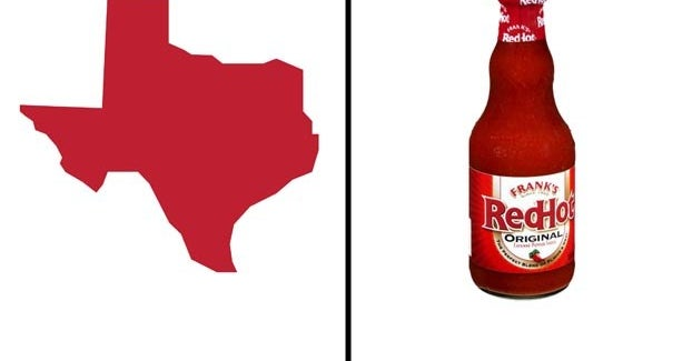 Here's Your State's Favorite Condiment (Warning: Some Of These Are Surprising)