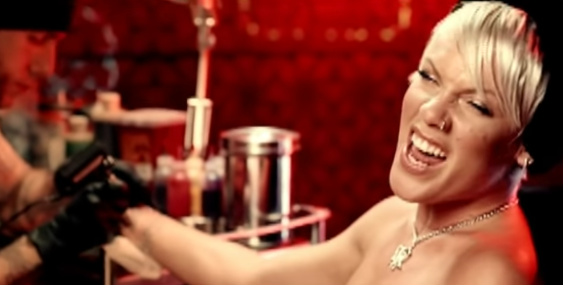 P!nk had so many hits in 2009. In Australia, at least.