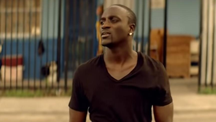Akon was lit though.