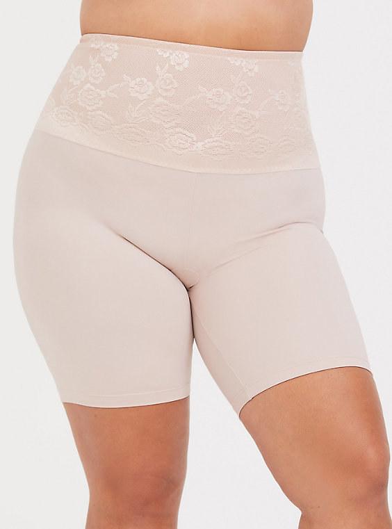 Panty//Panties//Brief Sex y /& Comfy Microfibre Boy Shorts with Contrast Lace Trim
