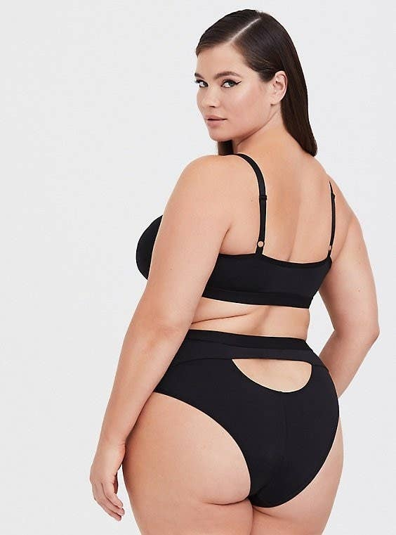 Get them from Torrid for $24.90 (available in sizes M–6X).