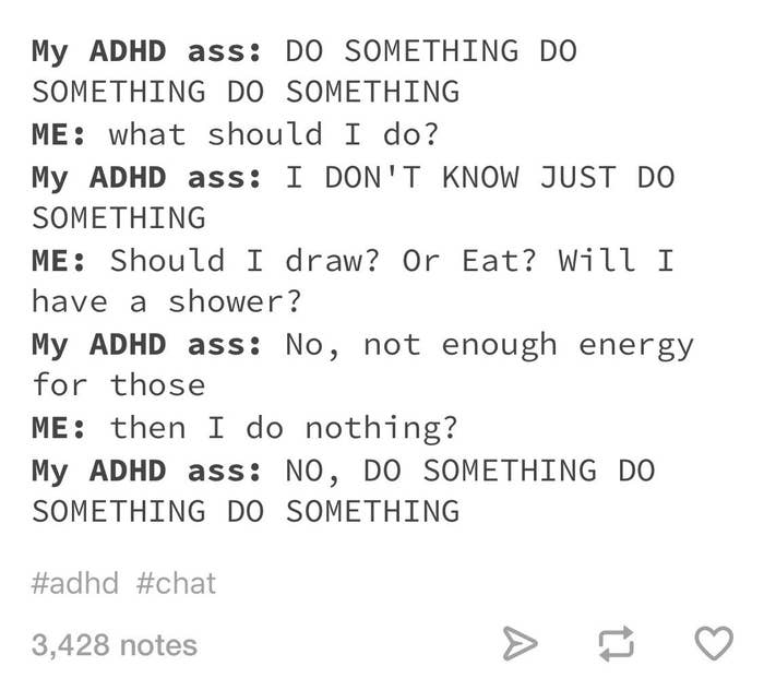 how to know if u have adhd
