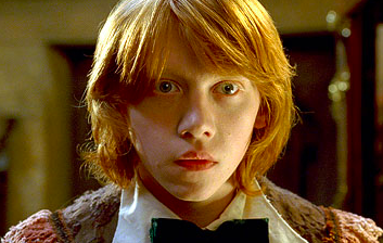 Rupert Grint was originally supposed to play Austin Ames in A Cinderella Story  , but couldn't because of his  Harry Potter  commitments.