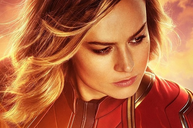 Brie Larson Training For Captain Marvel Is The Inspiration We All