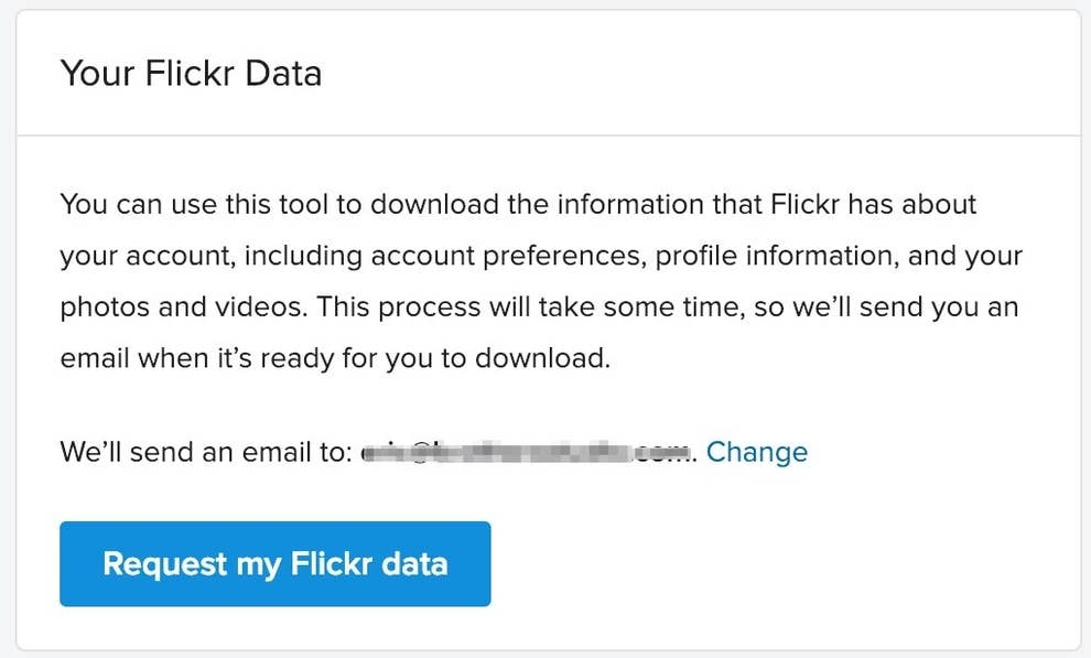 Flickr Is Deleting Your Photos Soon  Here's How To Save Them
