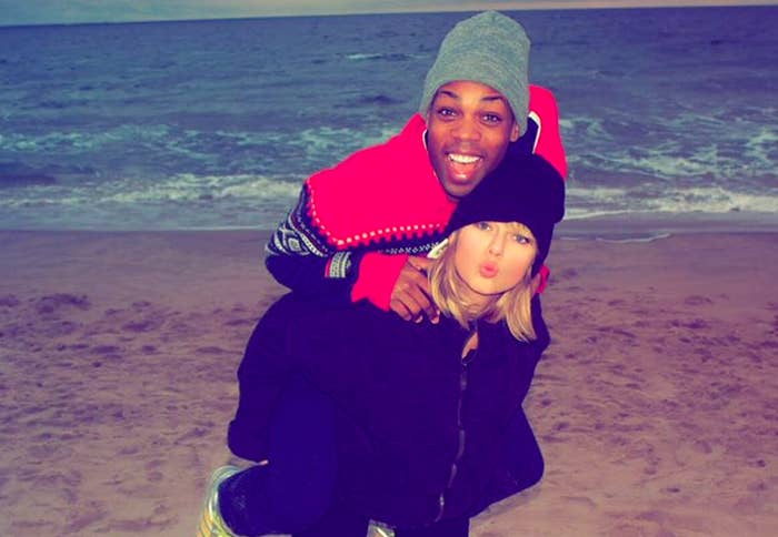 Todrick Hall Revealed Details About Taylor Swift's Celebrity