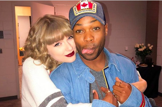 Todrick Hall Spilled A Load Of Tea About Taylor Swift's Relationships, Feuds With Other Celebs And How She Handles ~Drama~