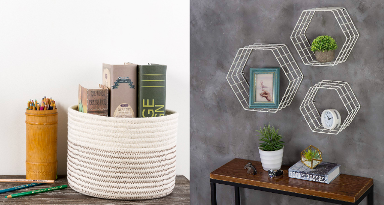 27 Pieces Of Home Decor You Can Get On Amazon That People