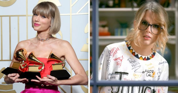 Which Iconic Taylor Swift Look Are You?