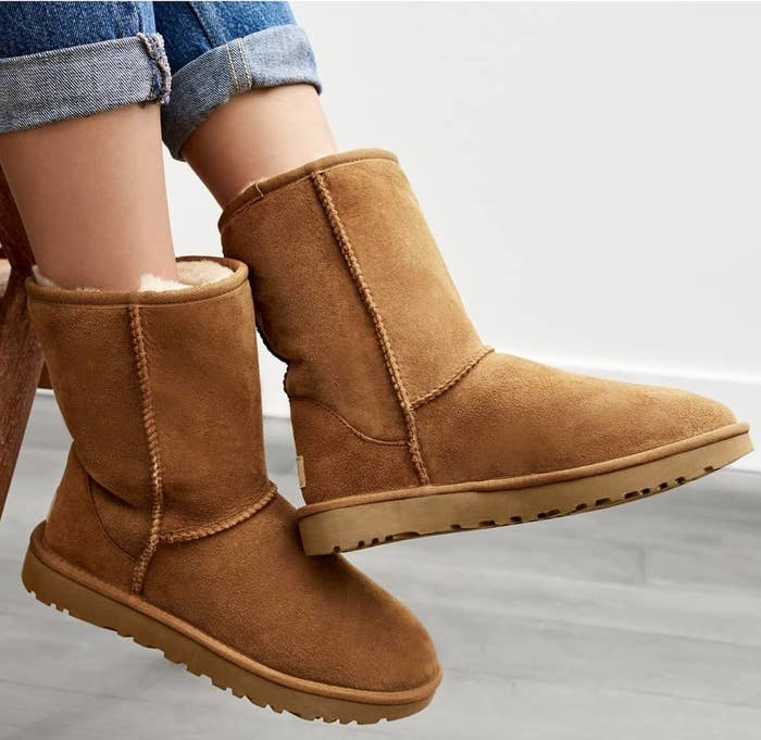 Classic Ugg boots for those who have somehow managed to make it to 2019  without owning a pair of these boots that truly make you feel like you re  walking on ... 95d62ecdc