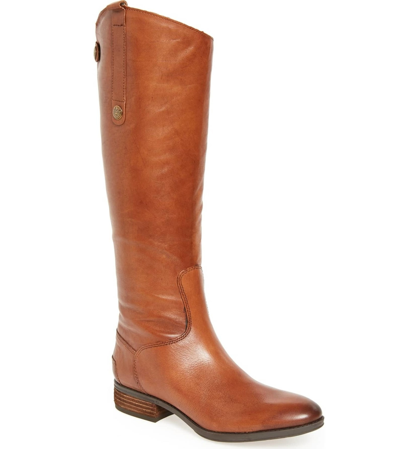 ce13dd4c8a73c Knee-high leather boots, available in both regular and wide calf sizes, to  instantly become your new favorite pair of boots — everyone can use a  classic, ...