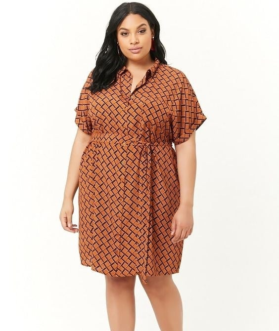 Get it from Forever 21 for $22.90 (available in sizes 0X-3X and two styles).