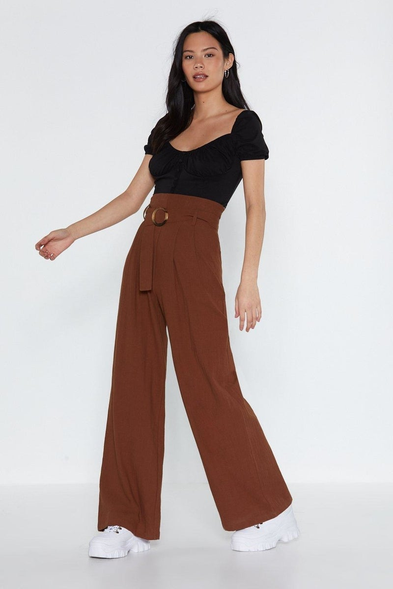 Get them from Nasty Gal for $36 (originally $60; available in sizes 2-10).