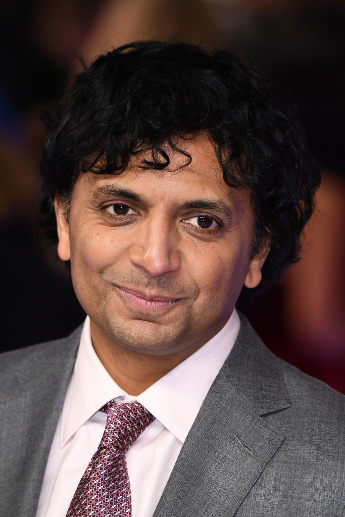 """While writer M. Night Shyamalan is usually linked to the horror/thriller genre, he was actually responsible for many of the re-writes to the She's All That screenplay. -  """"Night's big thing was, 'How do we pay off the bet? We can't just say there was a bet and then not show off the bet,'"""" said director  Robert Iscove ."""