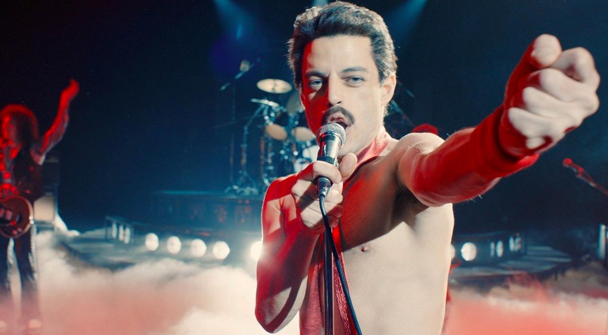 Rami Malek, Bohemian Rhapsody [pictured]Bradley Cooper, A Star Is BornChristian Bale, ViceViggo Mortensen, Green BookSteve Coogan, Stan & Ollie