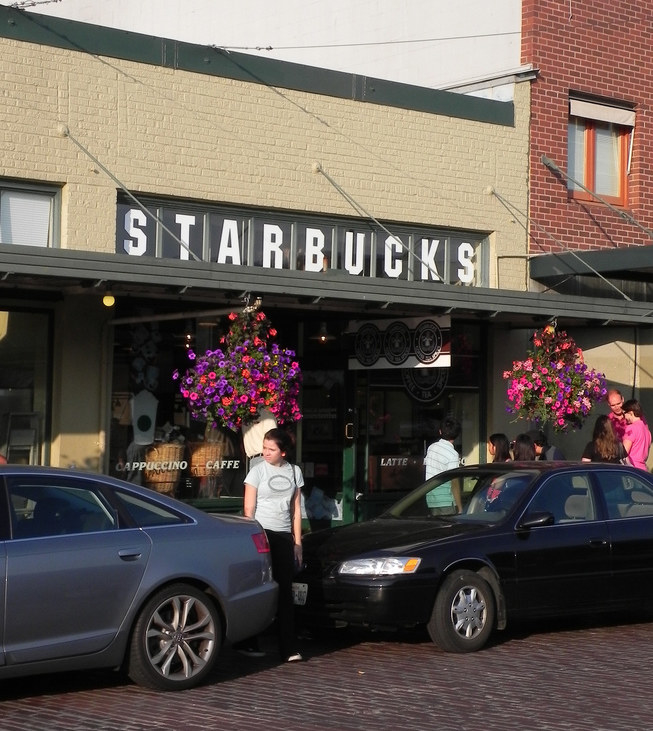 """""""Skip the original Starbucks across from Pike Place Market. Definitely go to the Market, but get your Starbucks at 2nd and Pike and get your pastry at Le Panier.""""—katied47fd64e0d"""