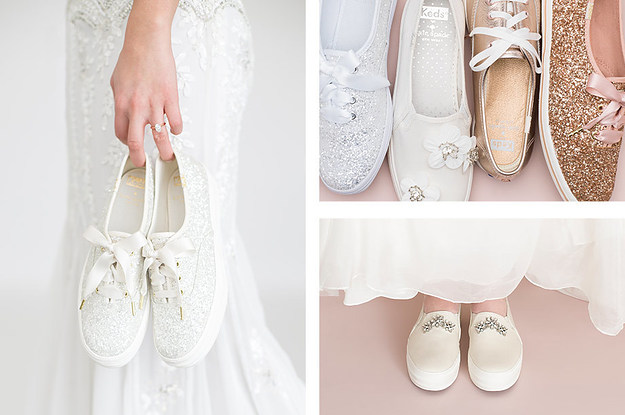 c99e232c6 Bridal Sneakers Are A Thing Now
