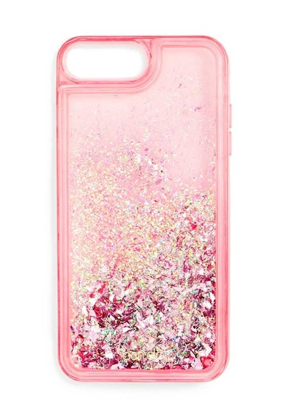 "Promising review: ""I am really picky about phone cases and I can never find the perfect one BUT👏let👏me👏tell👏you👏 this phone case is the bomb. It's really well made and you can tell it will last long. The only thing is the case is a tad bulky in your phone, but I like it. It's honestly not that bad of bulk, but it's a tad thick. LOVE ITTTTTT!"" —Ashley V. Price: $9.95 (originally $30; fits iPhone 7 and 8 Plus)"