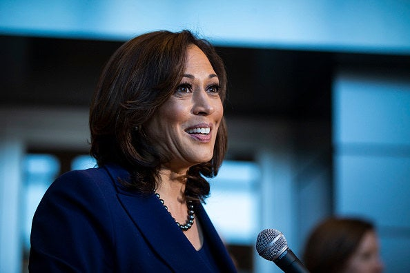 Keep on being your fabulous self, Sen. Harris!