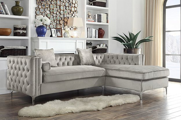 Admirable 22 Inexpensive Couches Youll Actually Want In Your Home Creativecarmelina Interior Chair Design Creativecarmelinacom