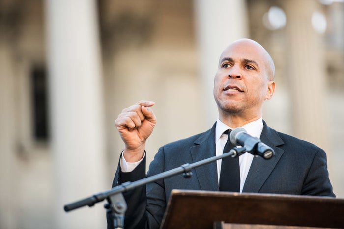 Continue to lead in excellence, Sen. Booker!